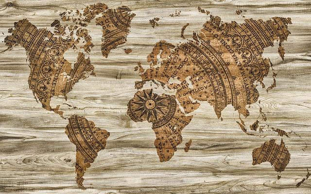 Referenciar material cartográfico utilizando Normas ICONTEC